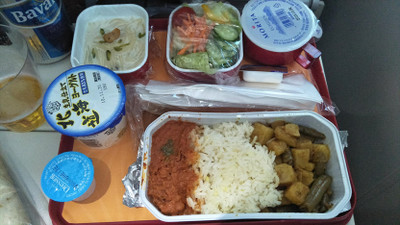 20181120_dinner_served_in_air_india